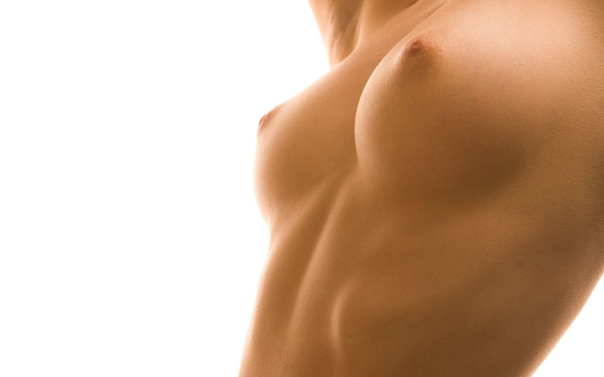 красивая обнаженная грудь hd