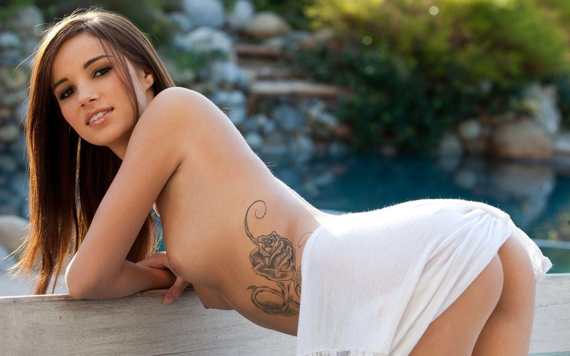 Madison Morgan Naked