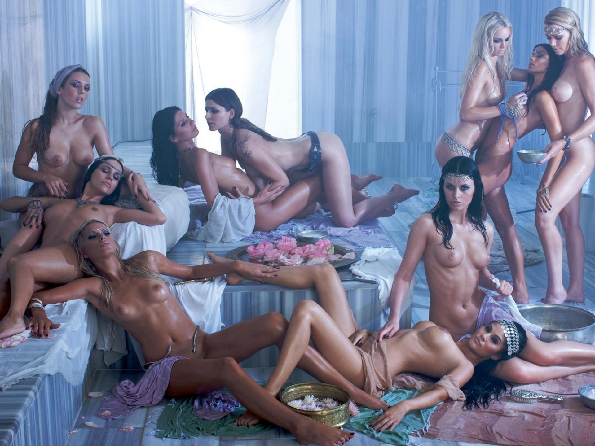 Секс в раю в картинках 25 фотография